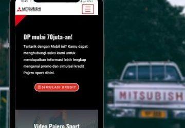 Web Sales Mobil Mitsubishimedan-dealer