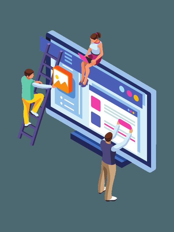 tim bekerza siap membantumu buat website apapun bisnismu.