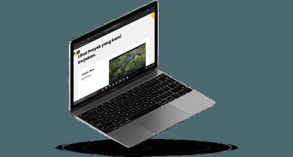 dasx mockup laptop