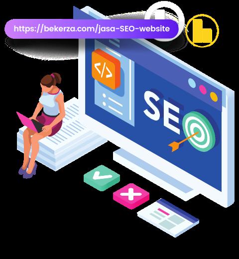 tim kami fokus untuk melakukan detail teknis seo website kamu agar sukses di peringkat mesin pencari