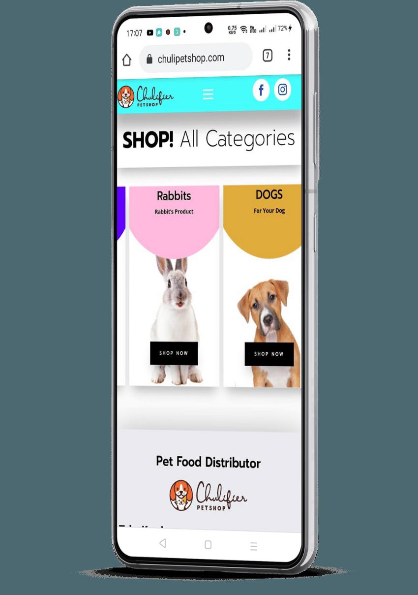 chulipetshop mobile