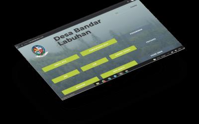 Bandar Labuhan Website Desa